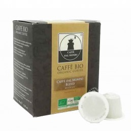Cialde caffé biologico Nespresso